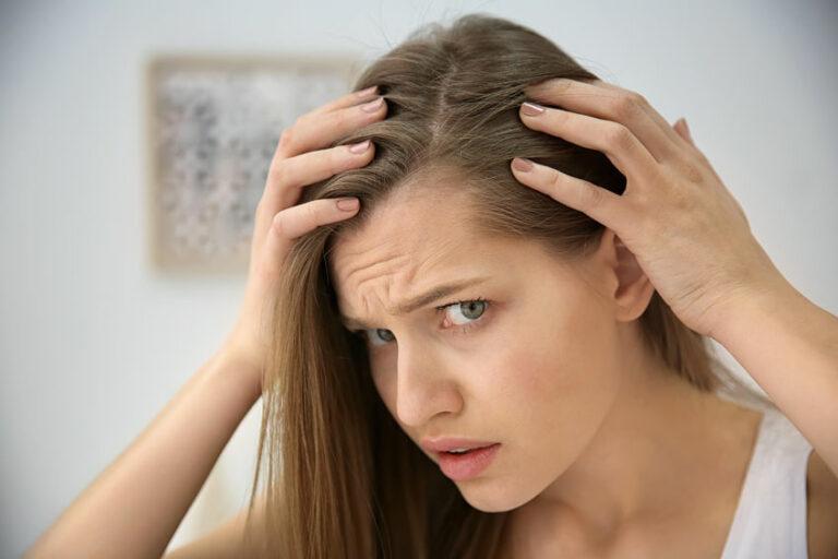 Caída del cabello: razones y tratamientos